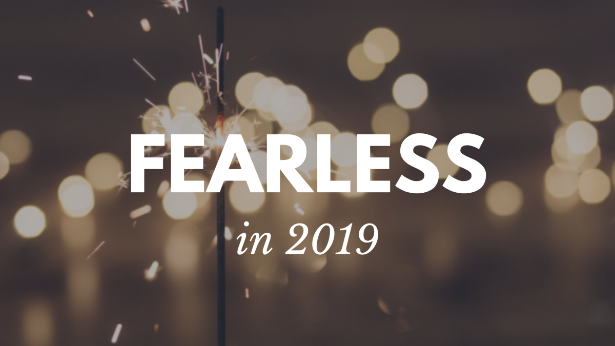Fearless in 2019